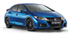 Civic 2015 Design et qualité