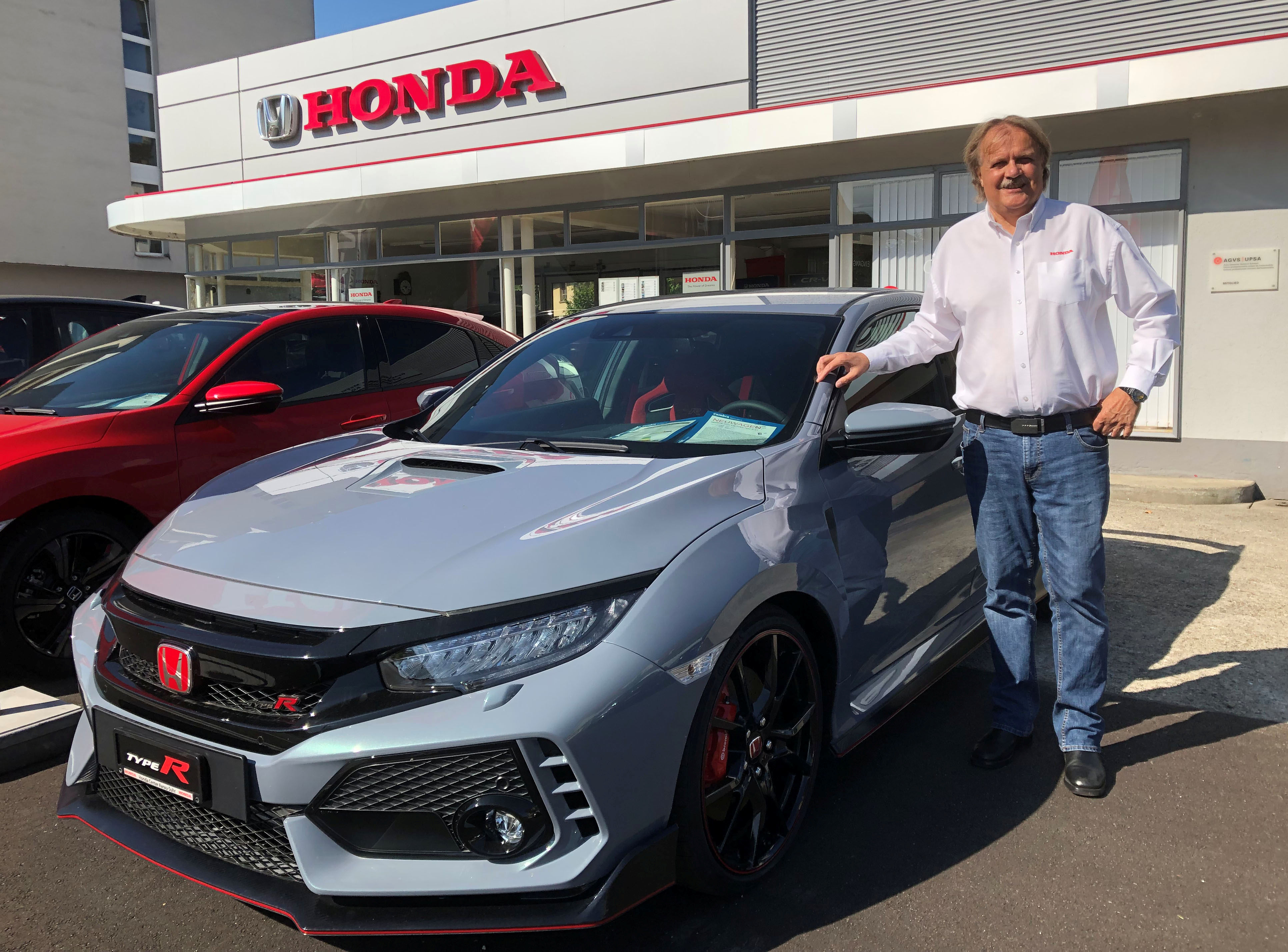 Honda Civic Type R - Wildes Temperament